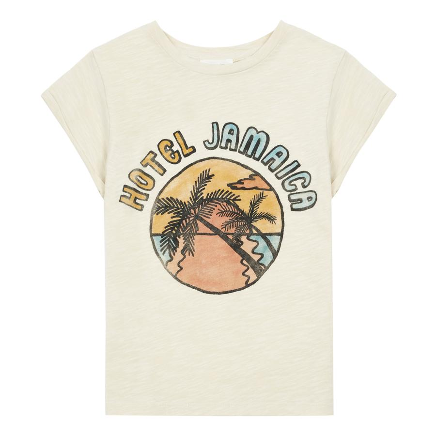 HUNDRED PIECES hotel jamaica tshirt
