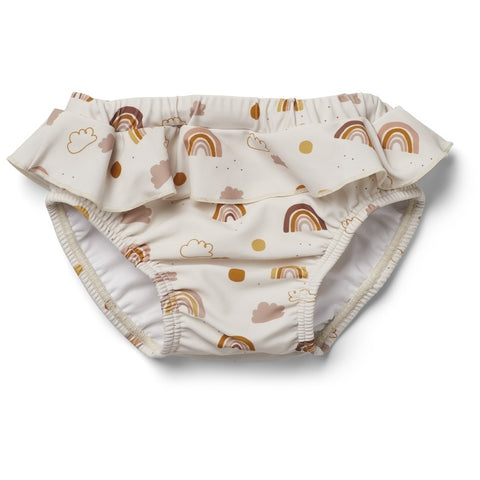 Liewood Elise baby girls swim pants rainbow