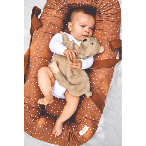 LIEWOOD Lotte cuddle cloth Bear beige
