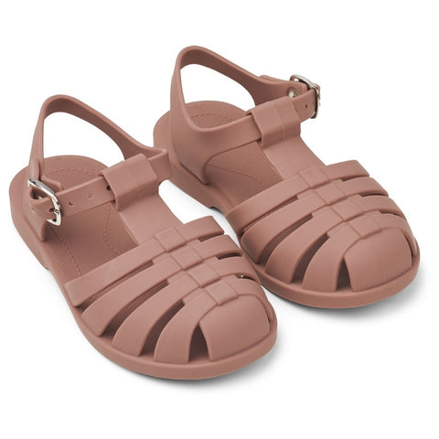 Liewood Bre sandals dark rose