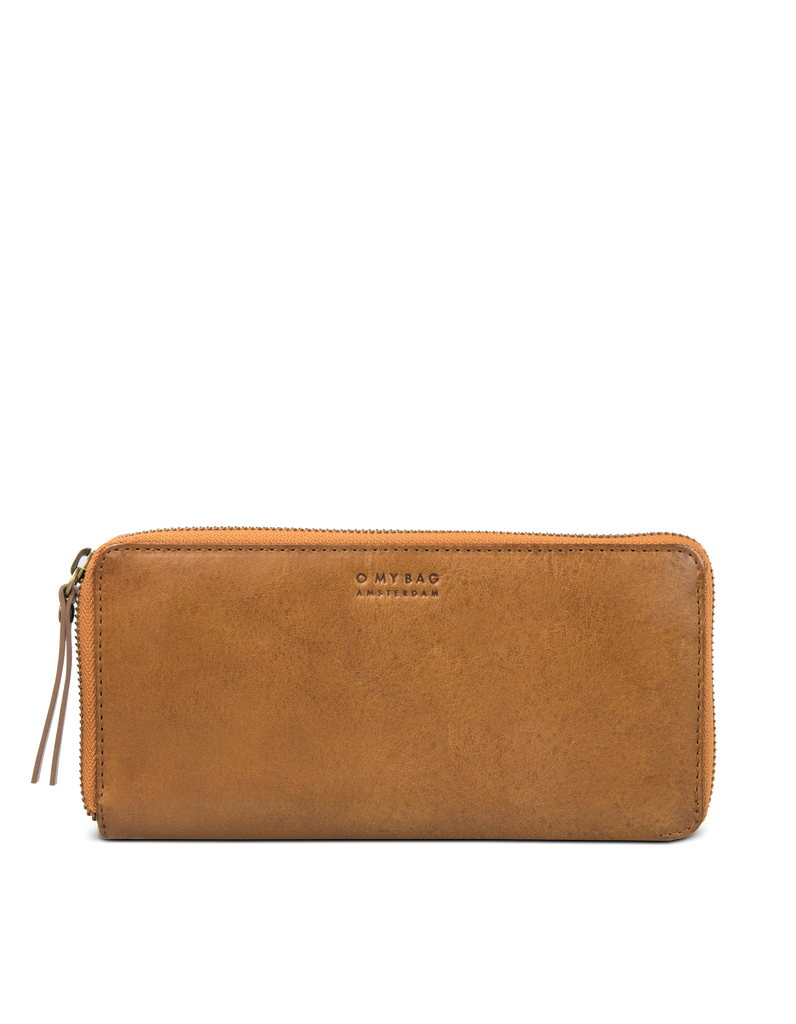 O MY BAG Sonny long wallet cognac
