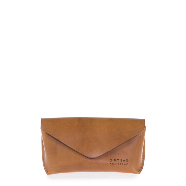 O MY BAG Spectacle case cognac