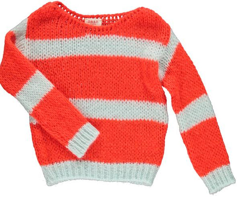 Maan Angel Knitted Trui - Bright Red