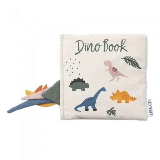 Liewood activity book dino