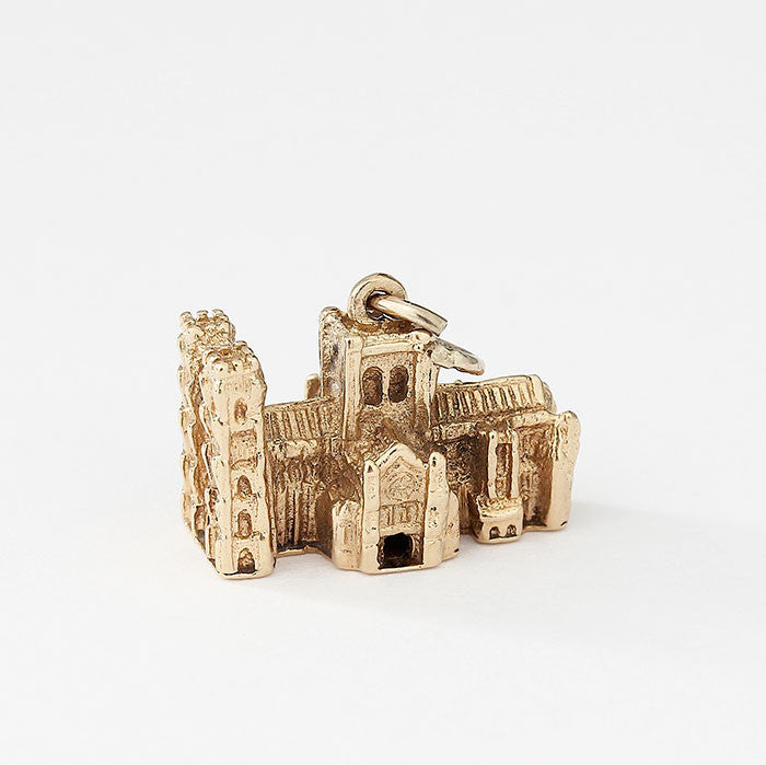 westminster abbey gold charm 9ct