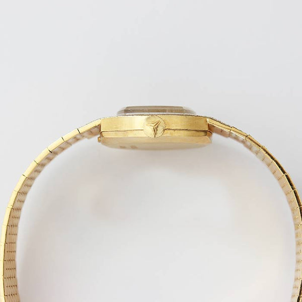 CYMA Ladies 18ct Yellow Gold Wrist Watch - Secondhand