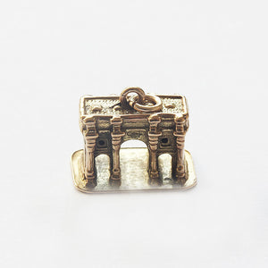 a secondhand yellow gold Marble Arch vintage charm