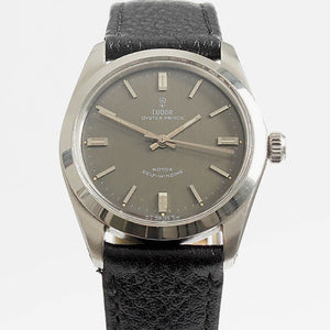 a tudor gents watch with oyster prince rolex case secondhand