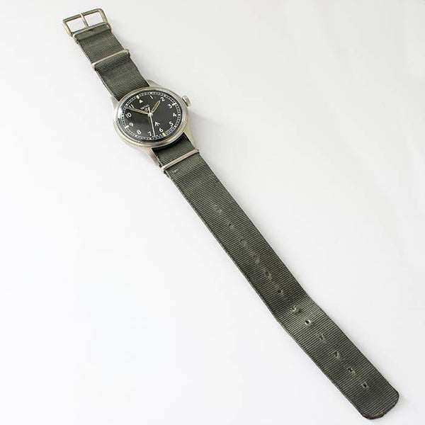a rare smiths vintage military wrist watch dated late 1960s in excellent condition