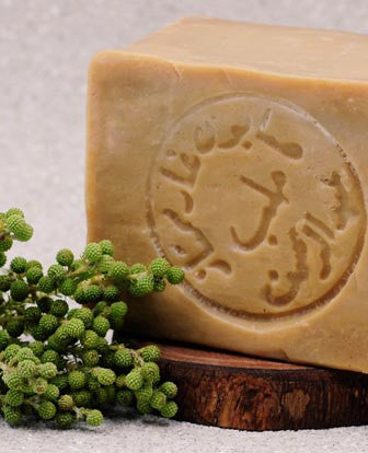Ancient Olive Unscented Molded Bar 古梘(橄欖月桂梘)