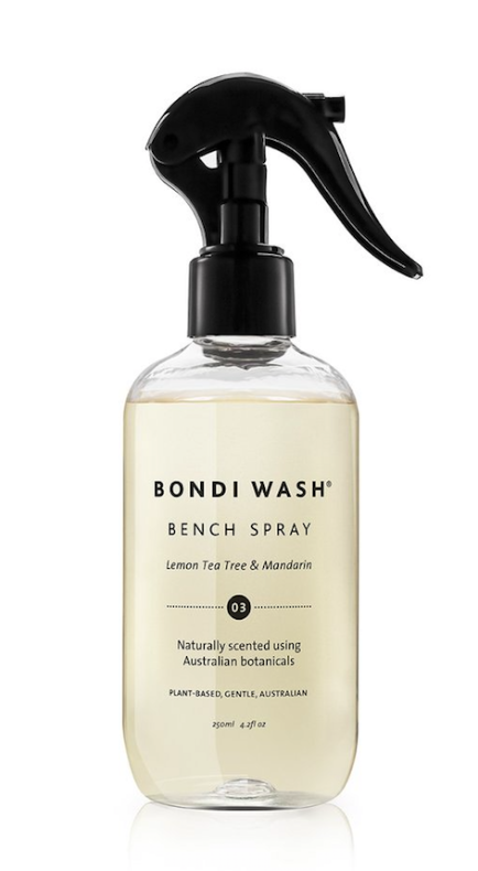 Bondi Wash - Bench Spray Lemon Tea Tree & Mandarin 檸檬茶樹柑橘家居清潔劑