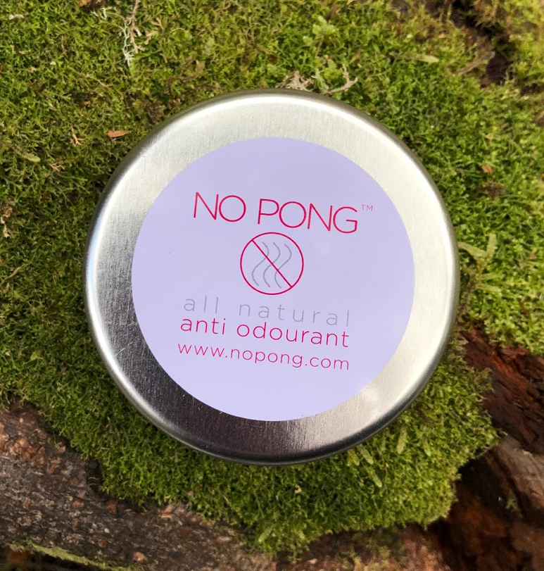 No Pong Natural Deodorant *NEW* No Pong 天然香體膏