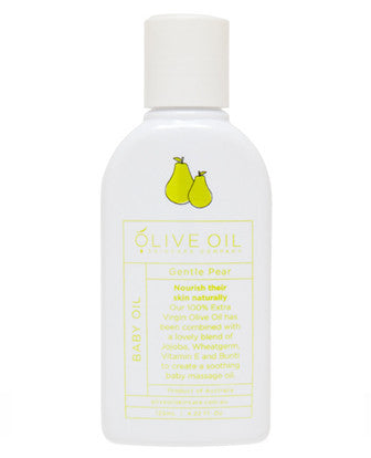Olive Oil - Baby Oil - Pear Scent 橄欖油 - 香梨味嬰兒按摩油