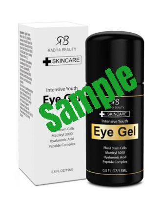 Sample - Intensive Youth Eye Gel 深層抗皺凝肌眼部啫喱