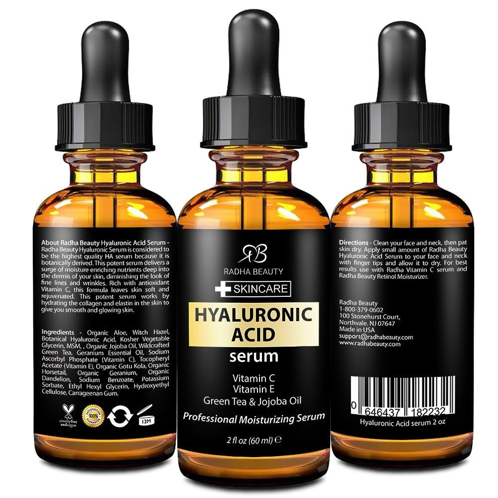 Hyaluronic Acid Serum 透明質酸精華