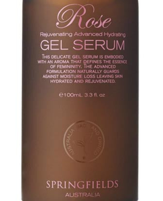 Rose Rejuvenating Advanced Hydrating Gel Serum 玫瑰修復再生保濕啫喱精華