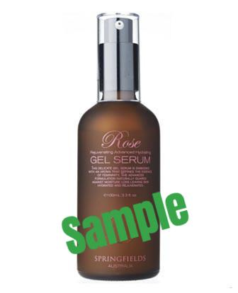 Sample - Rose Rejuvenating Advanced Hydrating Gel Serum 玫瑰修復再生保濕啫喱精華