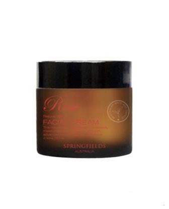 Rose Rejuvenating Facial Cream 玫瑰修復再生保濕面霜
