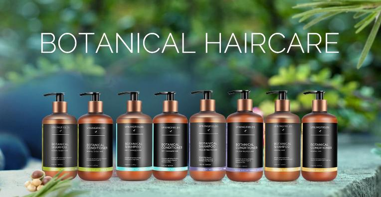 Natural Plant Extracts Shampoo - Normal Hair - 草本精華洗髮水 - 一般髮質
