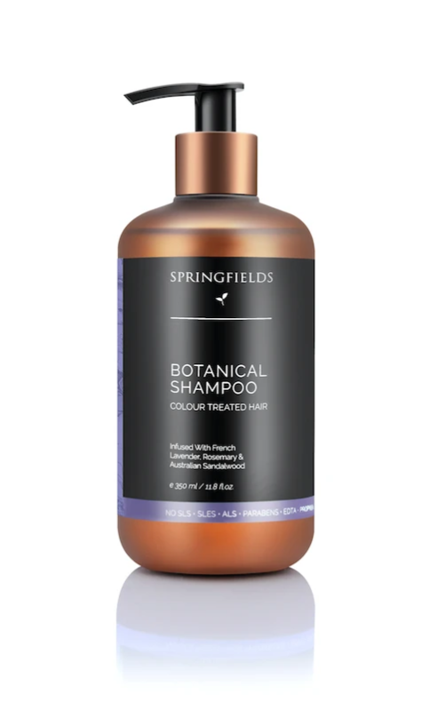 Natural Plant Extracts Shampoo - Colour Treated Hair - 草本精華洗髮水 - 染電髮質