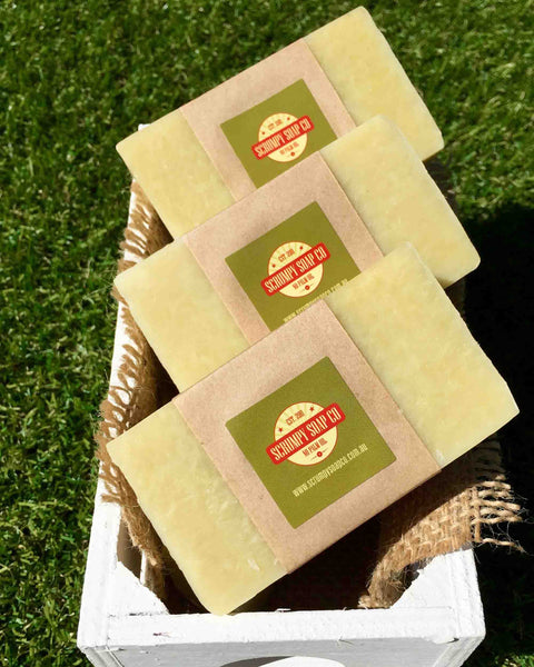 Vegan Friendly Soap - Aloe Vera and Cucumber 純素梘 -  蘆薈青瓜