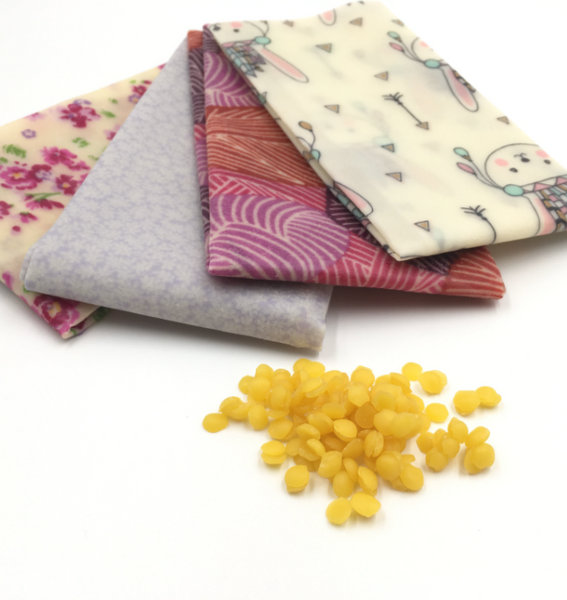 GreenCo Beeswax Wraps 綠然蜂蠟保鮮布