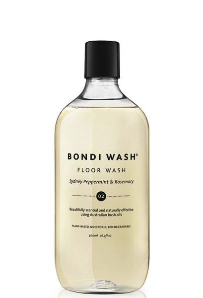 Floor Wash Sydney Peppermint & Rosemary 500ml *NEW* 悉尼薄荷及迷迭香地板清潔劑