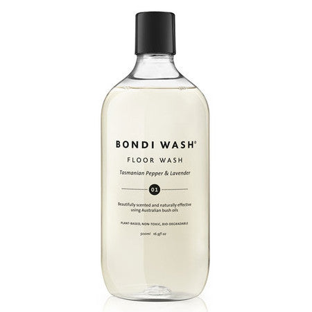 Bondi Wash - Floor Wash Tasmanian Pepper & Lavender 500ml *NEW* 塔斯曼尼亞胡椒薰衣草地板清潔劑
