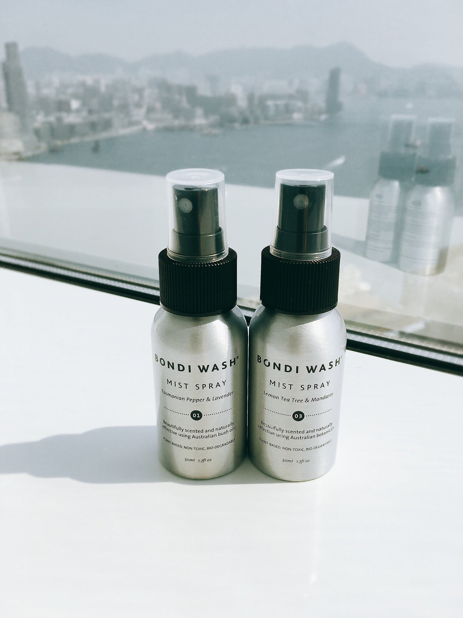 Bondi Wash - Mini Mist Spray Fragonia & Sandalwood 50ml 芳枸葉檀香室內噴霧