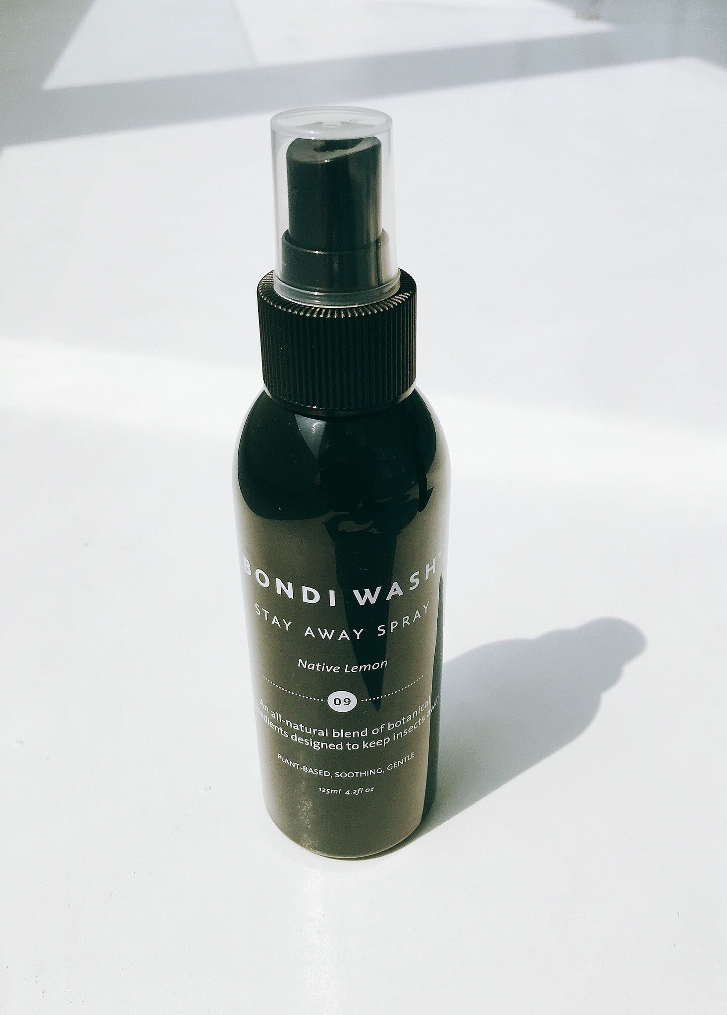 Bondi Wash - Stay Away Spray(Native Lemon Insect Repellent) 125ml 澳洲檸檬驅蚊噴霧