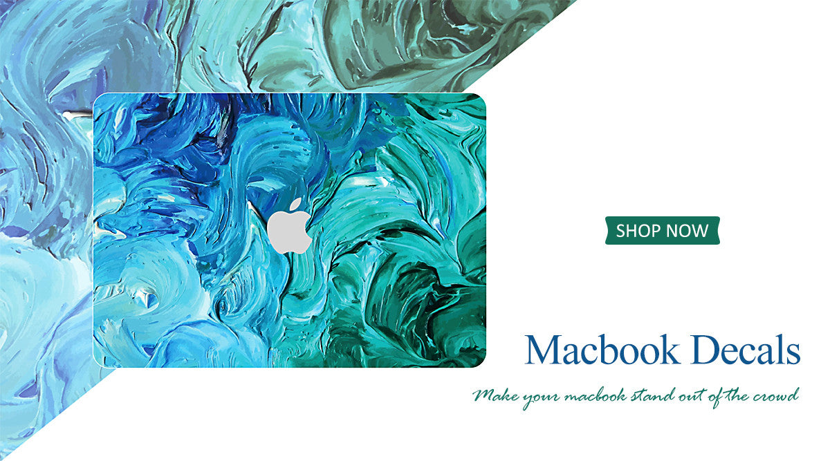 macbook decals latest collection
