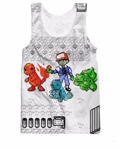 Ash and Friends Tank Top