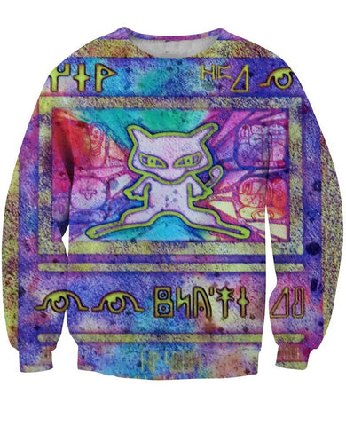 Ancient Mew Color Sweater