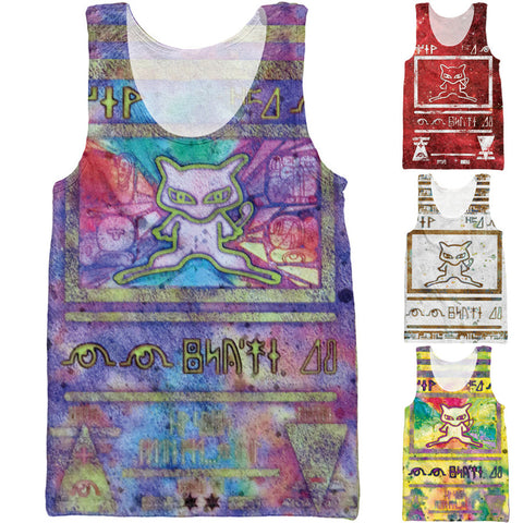 Ancient Mew Limited Edition Tank Top