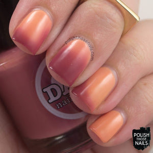 Marisa from Polish Those Nails Reviews the Summer Sunset Series