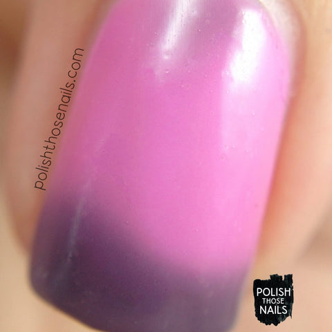Exotic Horizon - Thermal Nail Polish