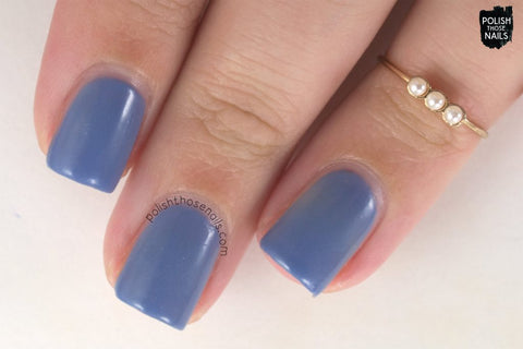 Cerulean Skies - Thermal Nail Polish