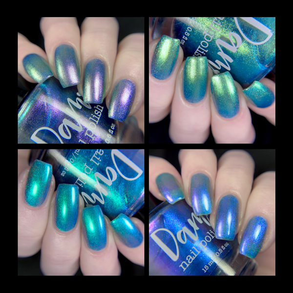 One Salty Beach Collection - Multichrome Nail Polish - Dam Nail Polish