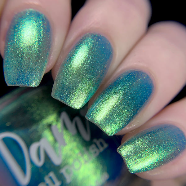 One Night Sand - Multichrome Nail Polish - One Salty Beach Collection - Dam Nail Polish