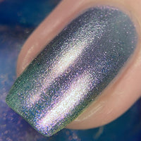 So-fish-ticated - Multichrome Nail Polish - One Salty Beach Collection - Dam Nail Polish