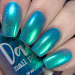 First Come First Surfed - Multichrome Nail Polish - One Salty Beach Collection - Dam Nail Polish