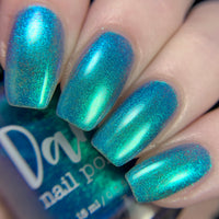 First Come First Surfed - Multichrome Nail Polish - One Salty Beach Collection - Multichrome - Dam Nail Polish