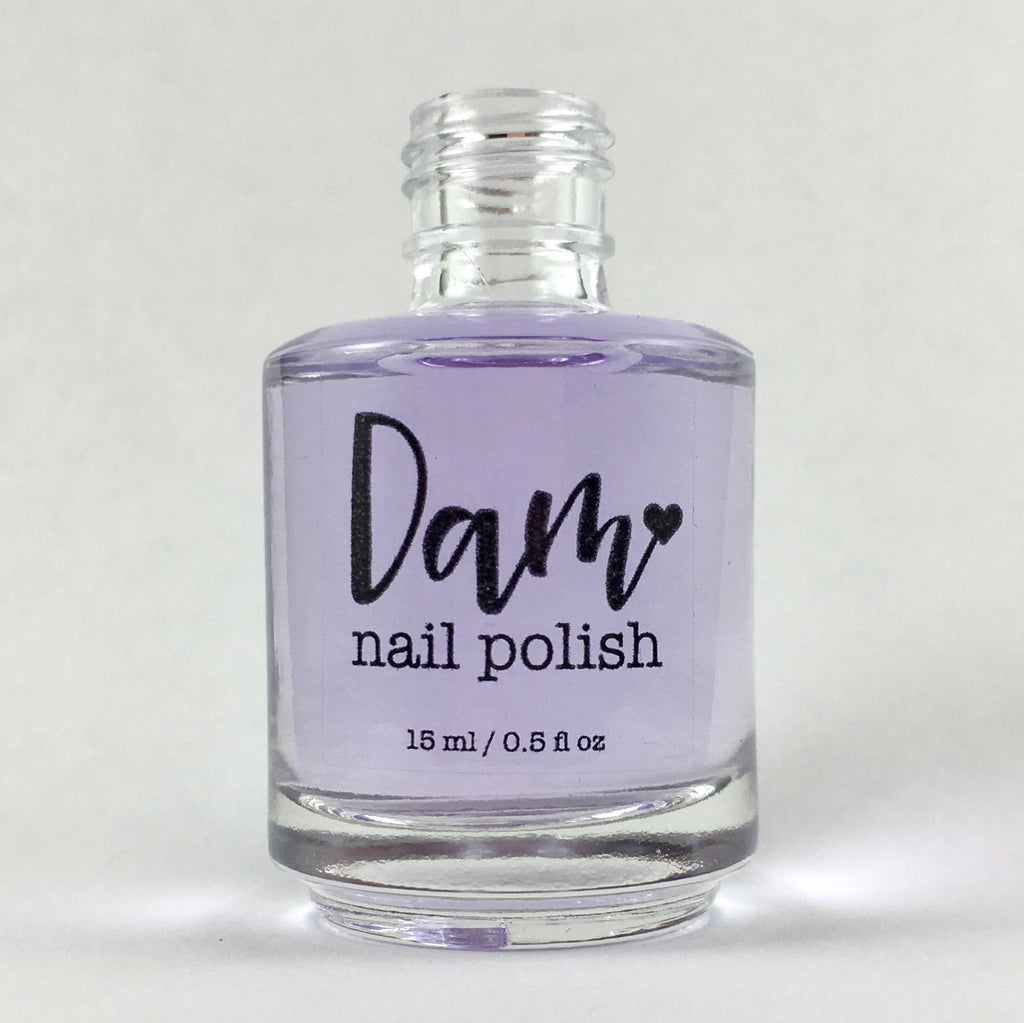 Top Dam Nails - Top coat - Top Coat - Dam Nail Polish