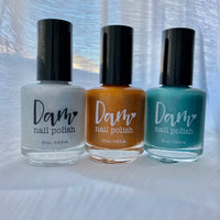 *Gemstone Collection Pt. 4 - Birthstone Holographic Polish Collection - Dam Nail Polish