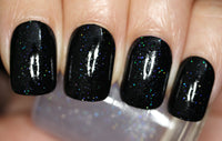 Stars Align - Clear Holographic Polish - Topper Nail Polish - Holographics - Dam Nail Polish