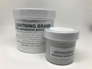 Lightning Brand Reflective Paint Video