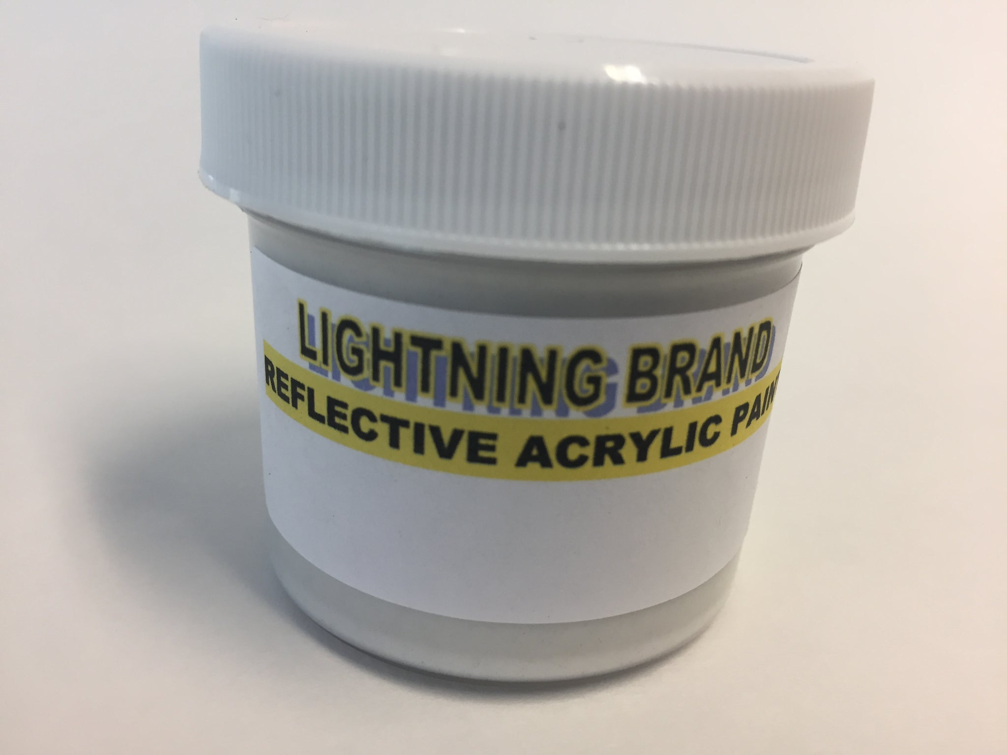 Lightning Brand Reflective Acrylic Paint – REFLECTIVE GLASS