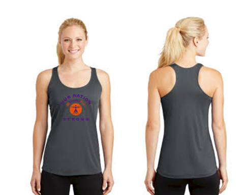Women's Competitor Racer Back Tank