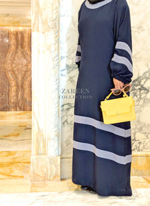 Aneesa Abaya Dress