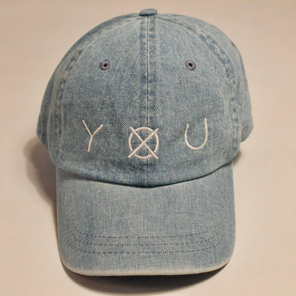 Blue Denim Dad Hat